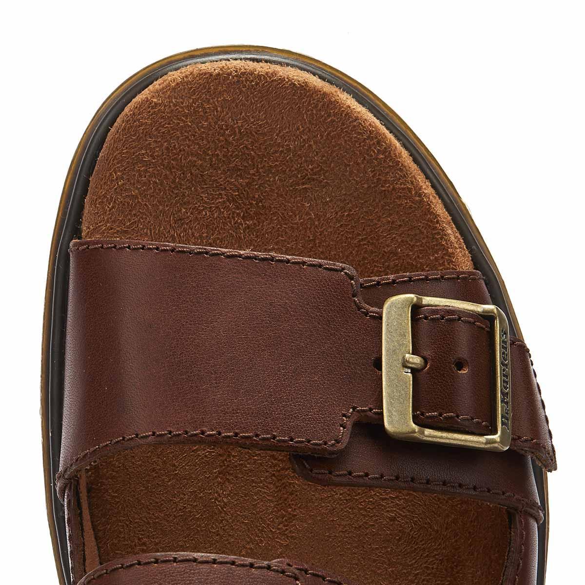 4b33b38312e Brown Dr. Martens Nikolai Westfield Mens Tan Sandals