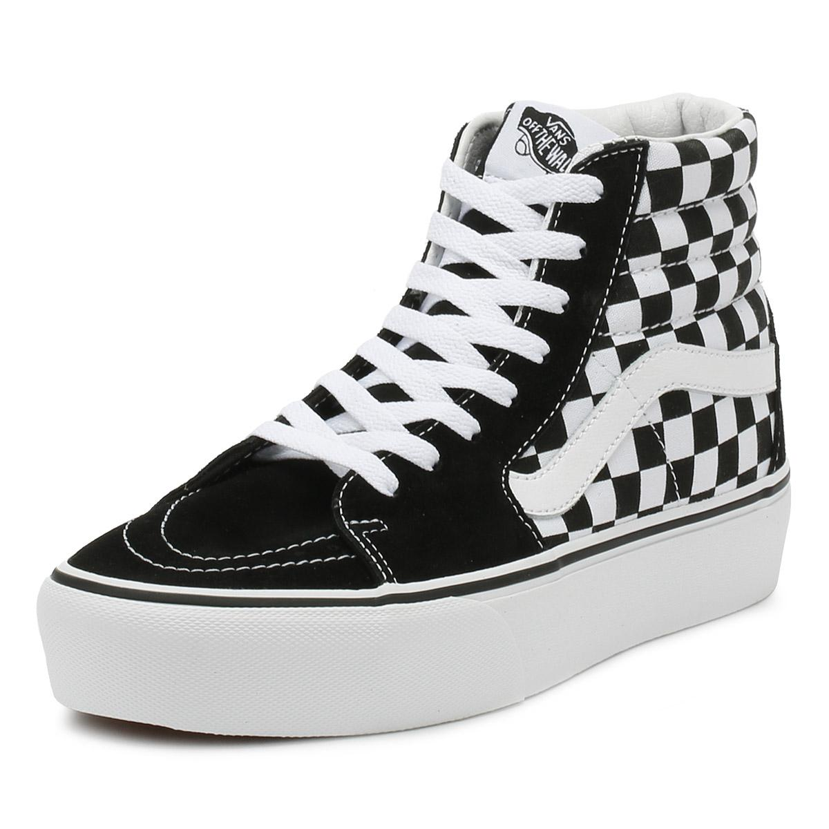 ... great quality 31665 662c2 Vans - Sk8-hi Platform 2.1 Womens Shoes (high-  ... 9a56852a4