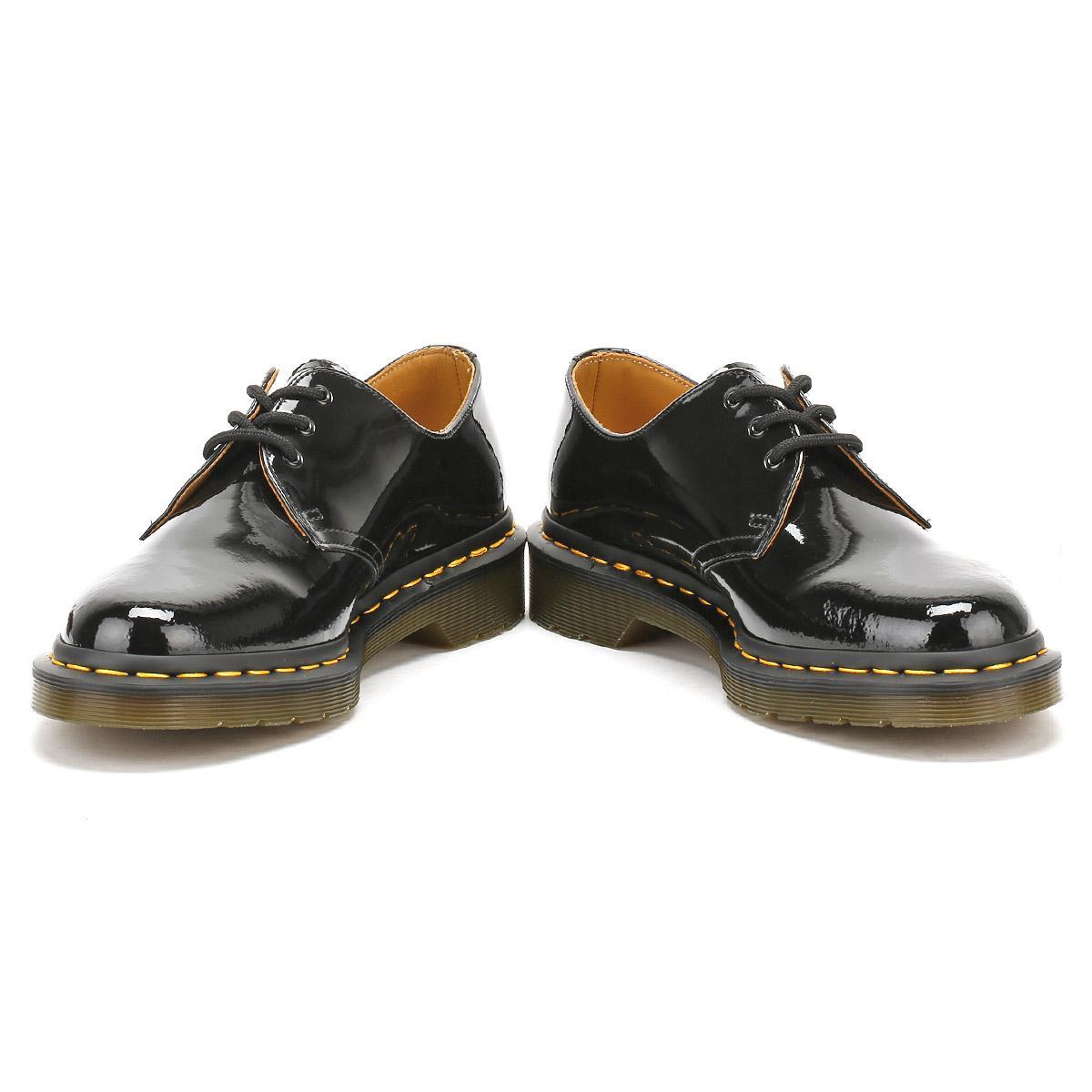 Top Marken wie man kauft am beliebtesten 1461 Patent Lamper 3-eye Shoes
