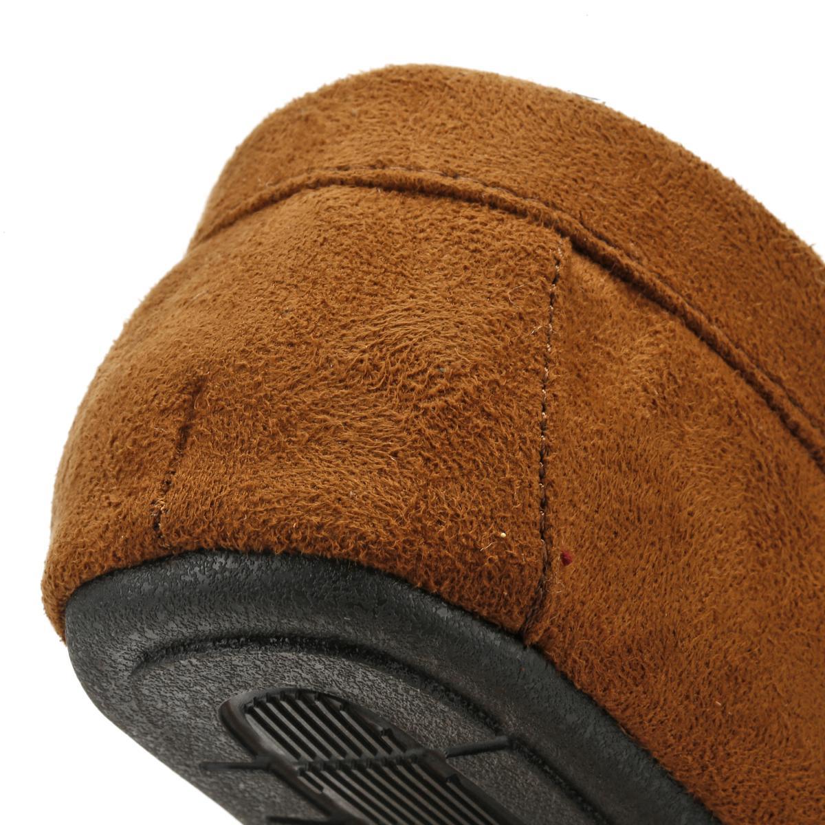037ef18f Ralph Lauren Brown Mens Snuff Tan / Navy Dezi Ii Moccasin Slippers for men