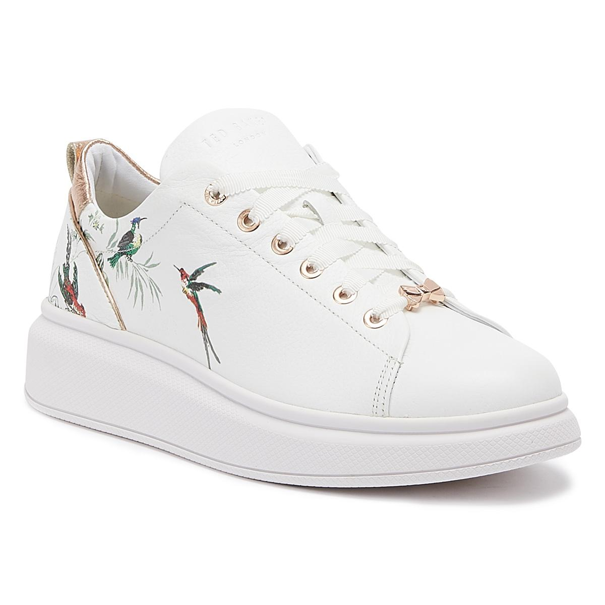 Ted Baker Leather Ailbe 4 Low Top