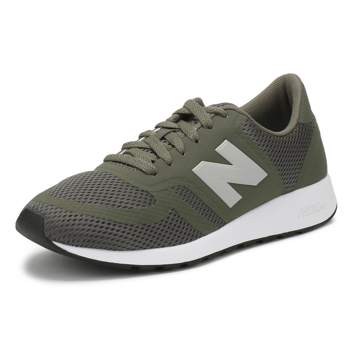 New Balance Synthetic Mens Military Green 420 Trainers for Men - Lyst