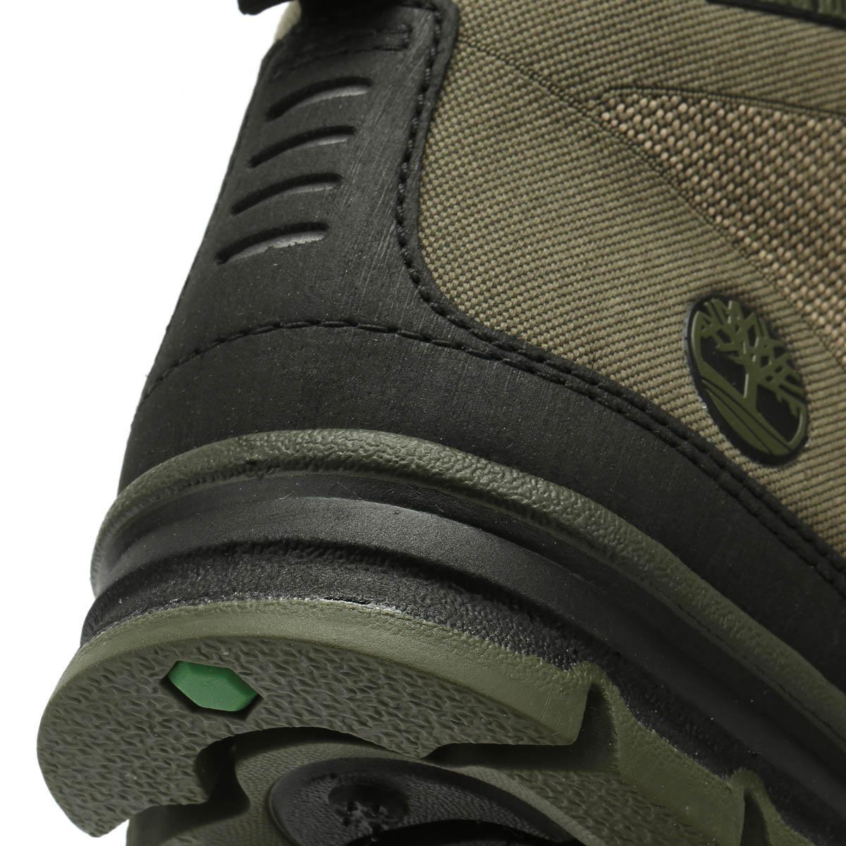 7830553ec98 Men's Euro Hiker Shell Toe Jacquard Shoes Dark Green 2018