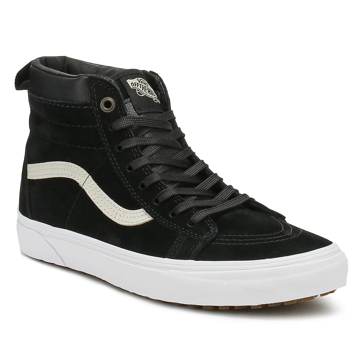 f741adae7b Vans Mens Black   Night Sk8-hi Mte Trainers in Black for Men - Lyst