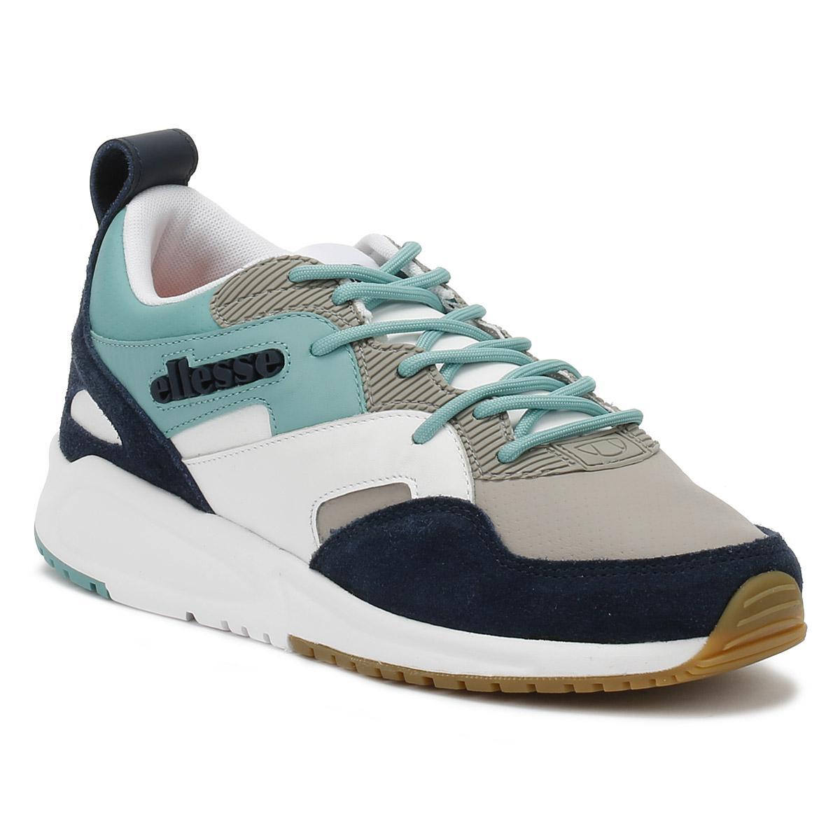 66f198e30d Blue Potenza Mens Navy / White Sneakers