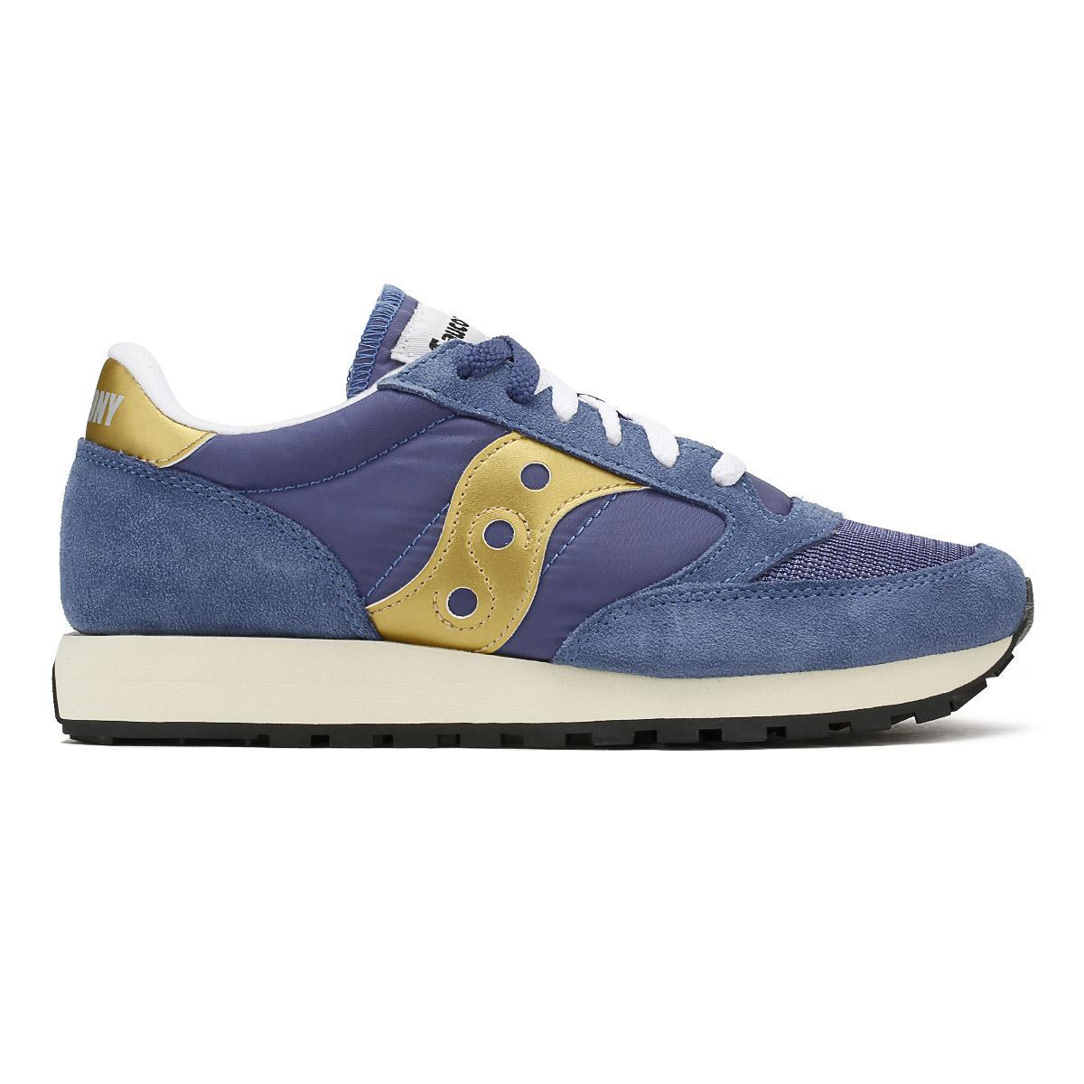 JAZZ ORIGINAL VINTAGE - Sneaker low - navy/gold Günstig Kaufen Visum Zahlung Online Einkaufen Verkaufsshop Günstige Online Freies Verschiffen Das Preiswerteste CSBJ7mh6Ti