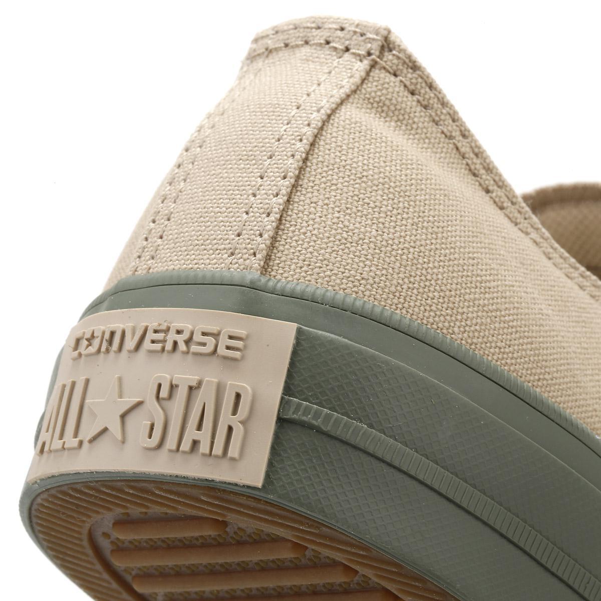 ebf4f519a500 Lyst - Converse All Star Chuck Taylor Ii Mens Ox Vintage Khaki Green ...