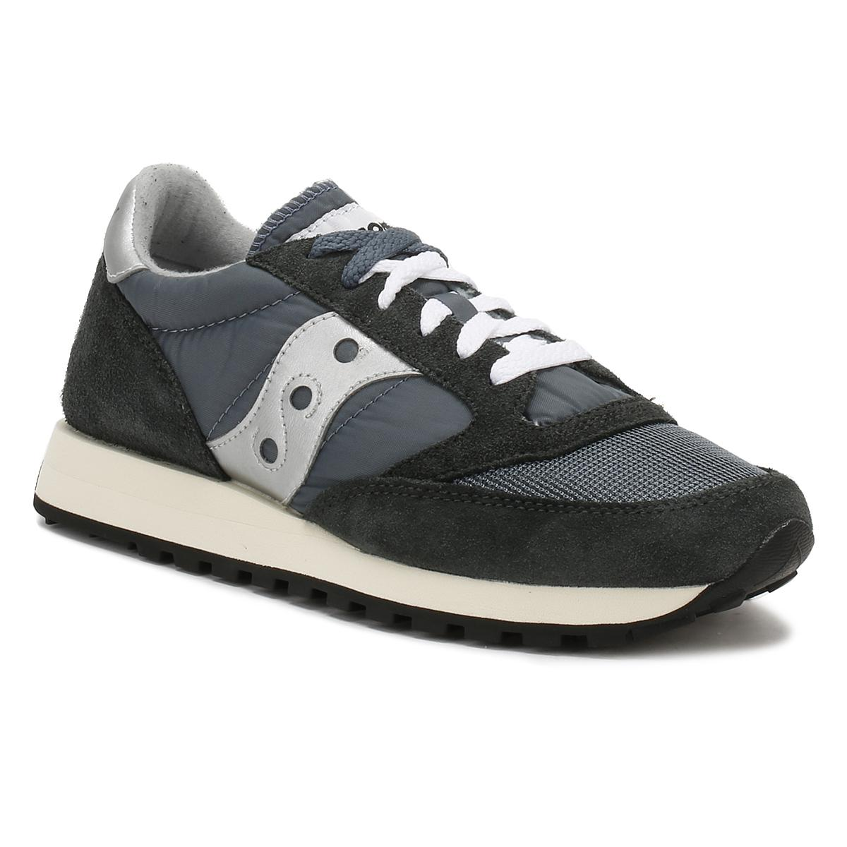 newest a3fe0 59326 Men's Blue Navy Jazz Original Vintage Sneakers