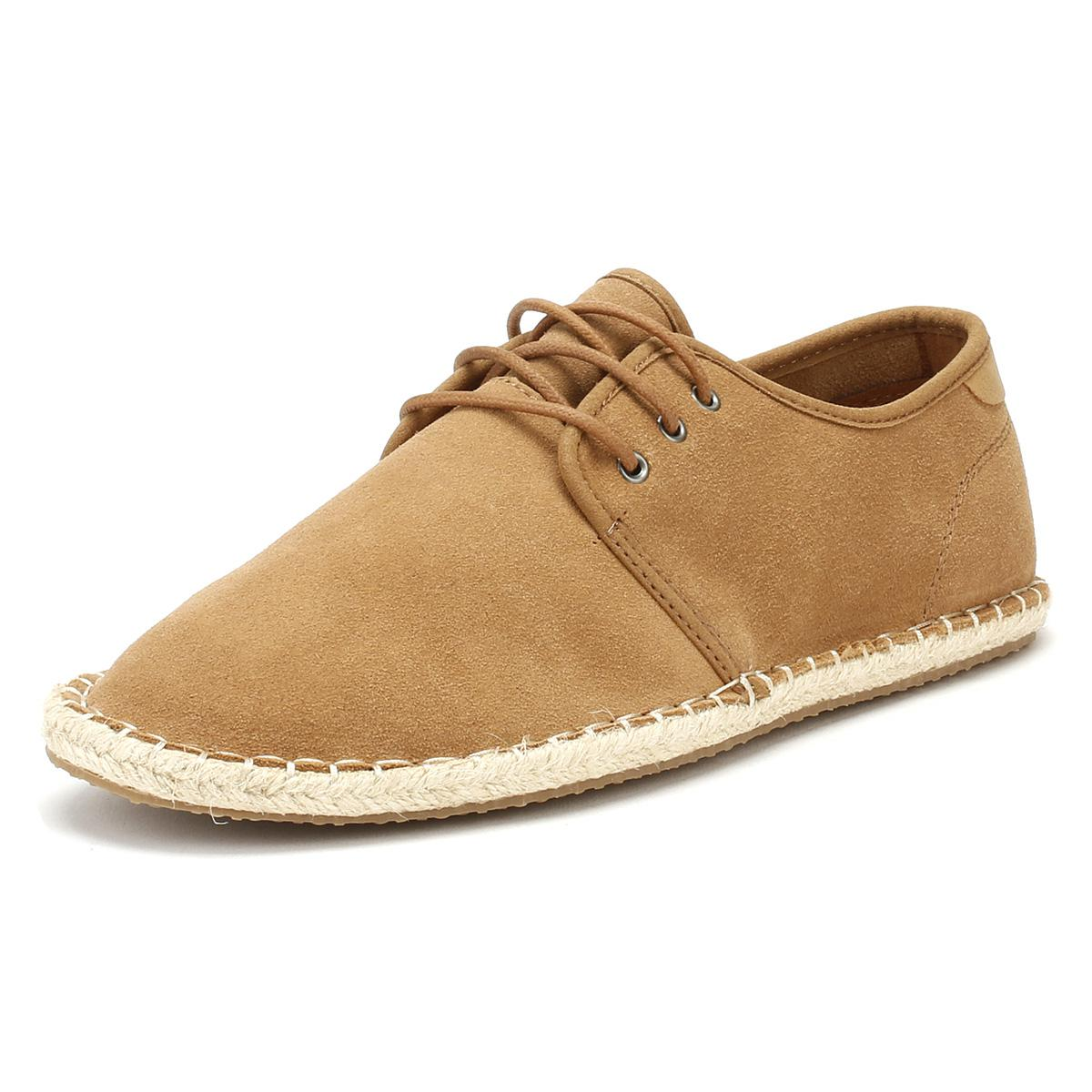 11c922cf407 TOMS - Brown Mens Toffee Diego Espadrilles for Men - Lyst. View fullscreen