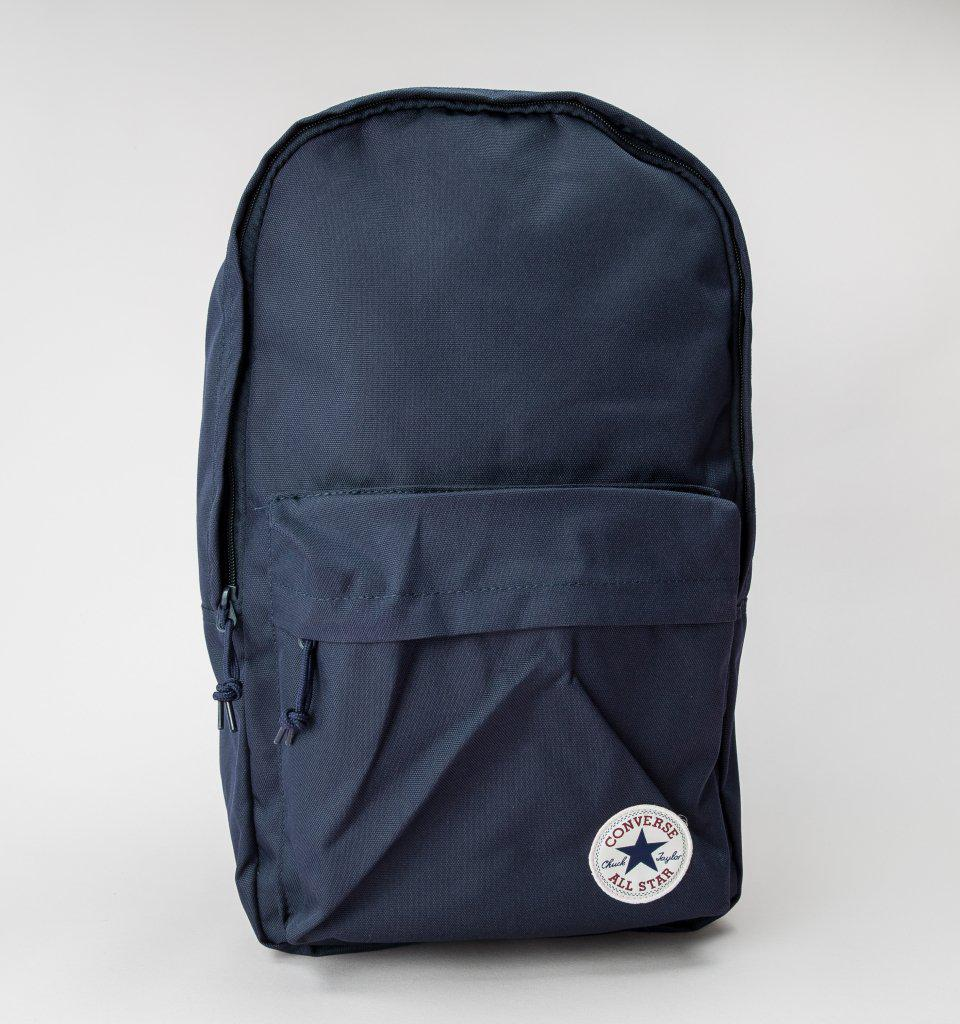 156462c57c40 Converse Edc Poly Backpack Navy Bags in Blue for Men - Save 8% - Lyst