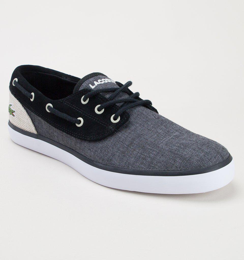 483d44cca Lacoste Jouer Deck 218 1 Cam Shoes for Men - Lyst