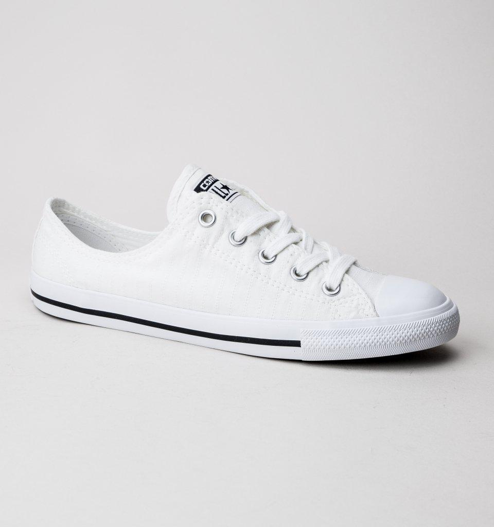 87a9c18b348d Converse 555891c Ct As Dainty Ox Trainers in White - Lyst