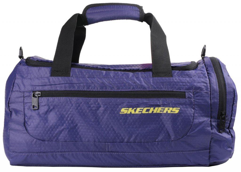 26778a5f8027e4 Skechers Superlite Travel Bag Purple Bags in Blue - Lyst
