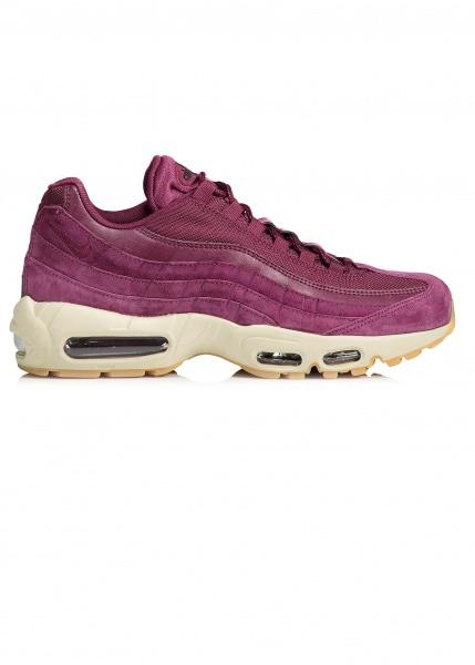 Nike Synthetic Air Max 95 Se in Bordeaux (Purple) for Men - Lyst
