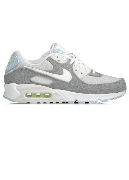 Nike Air Max 90 Recycled Canvas in Gray for Men - Lyst
