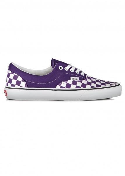 Vans Era Checkerboard in Violet (Purple) for Men - Lyst