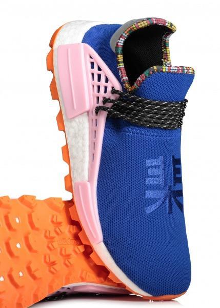 9ef72230dcf8f Adidas Originals - Blue Pw Solar Hu Nmd for Men - Lyst. View fullscreen
