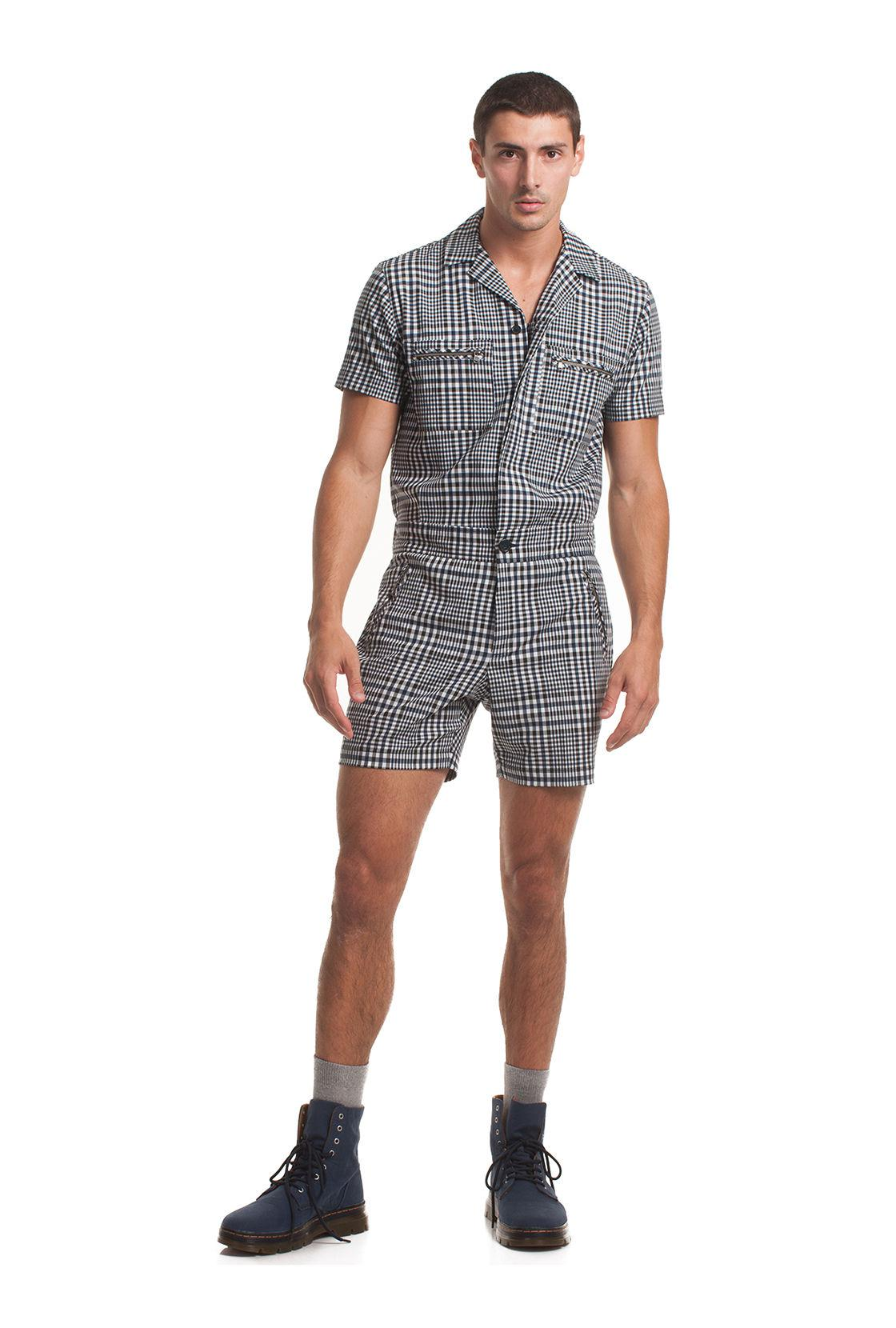 4c420b9405a Lyst - Mr Turk Arlo Jumpsuit for Men