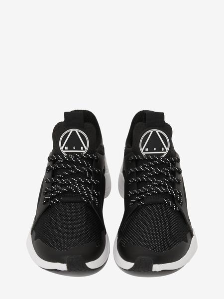 Gishiki Low Sneaker McQ de Neopreno de color Negro para hombre