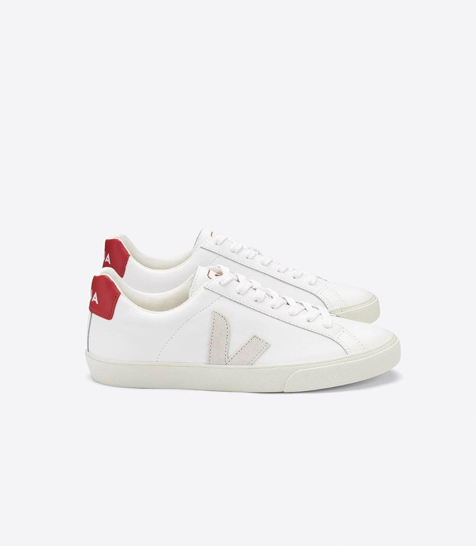 Veja Esplar Leather Extra White Pekin