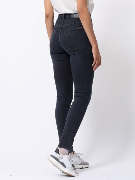 Jeans évasés Tilde Bleu Mali Jean Nudie Jeans en coloris Bleu
