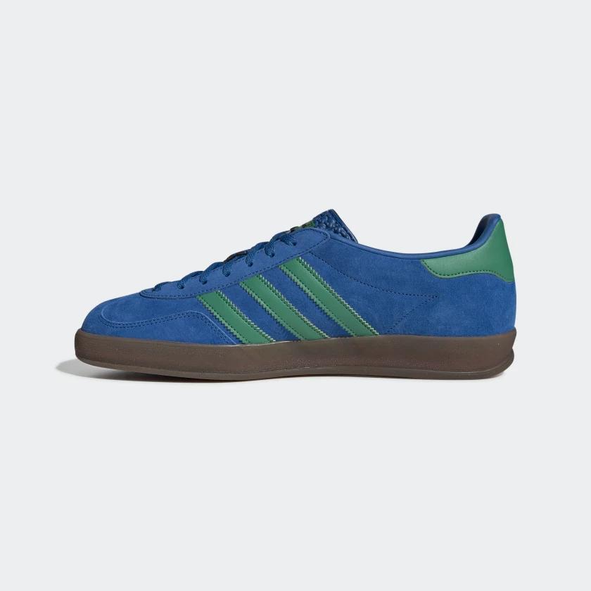 Gazelle Indoor Blue & Green Ee5735