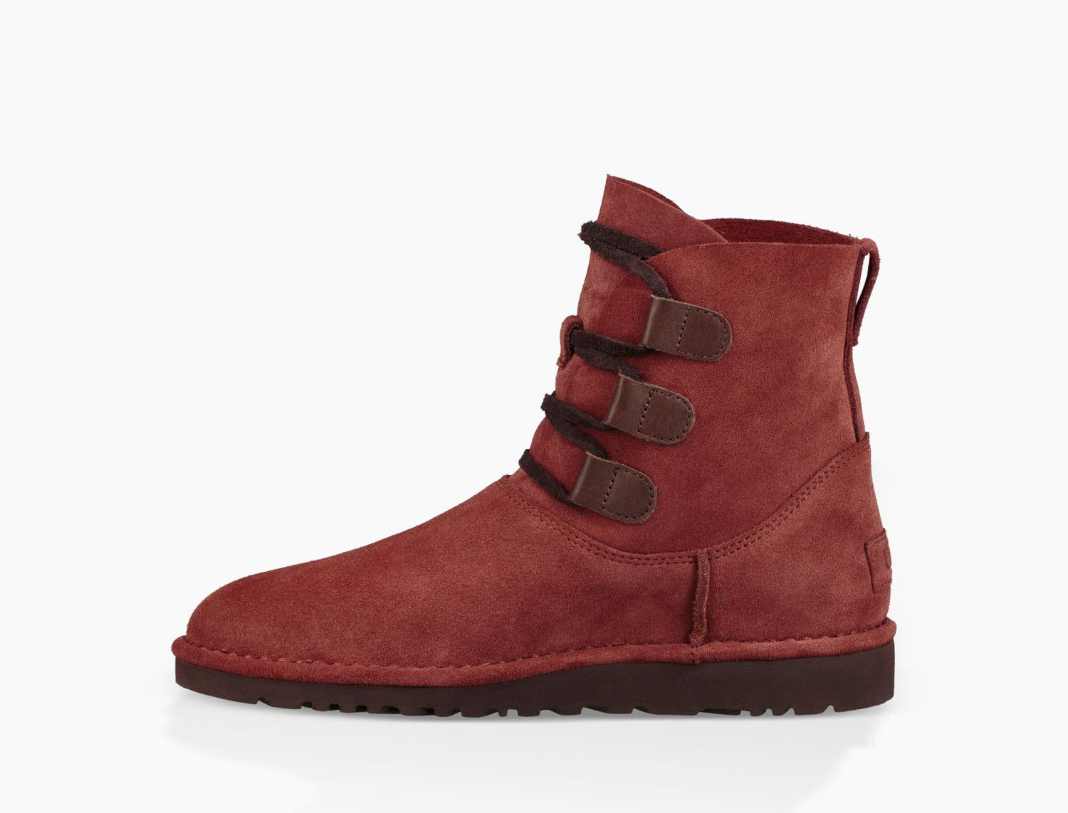 0b1be2c68ee Ugg Red Women's Elvi