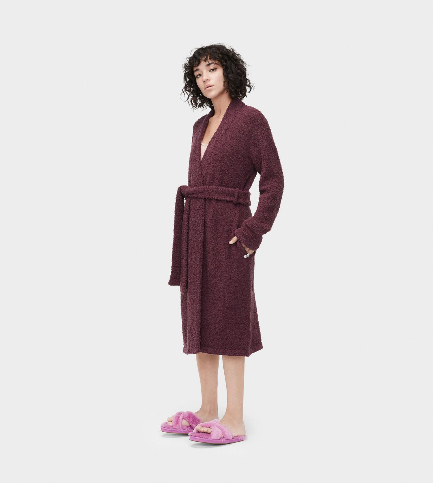 80c0d61a46 Lyst - Ugg Women s Ana Robe in Red