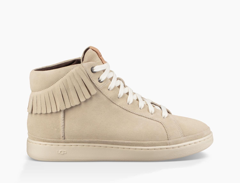 UGG. Men's Cali Sneaker High Fringe