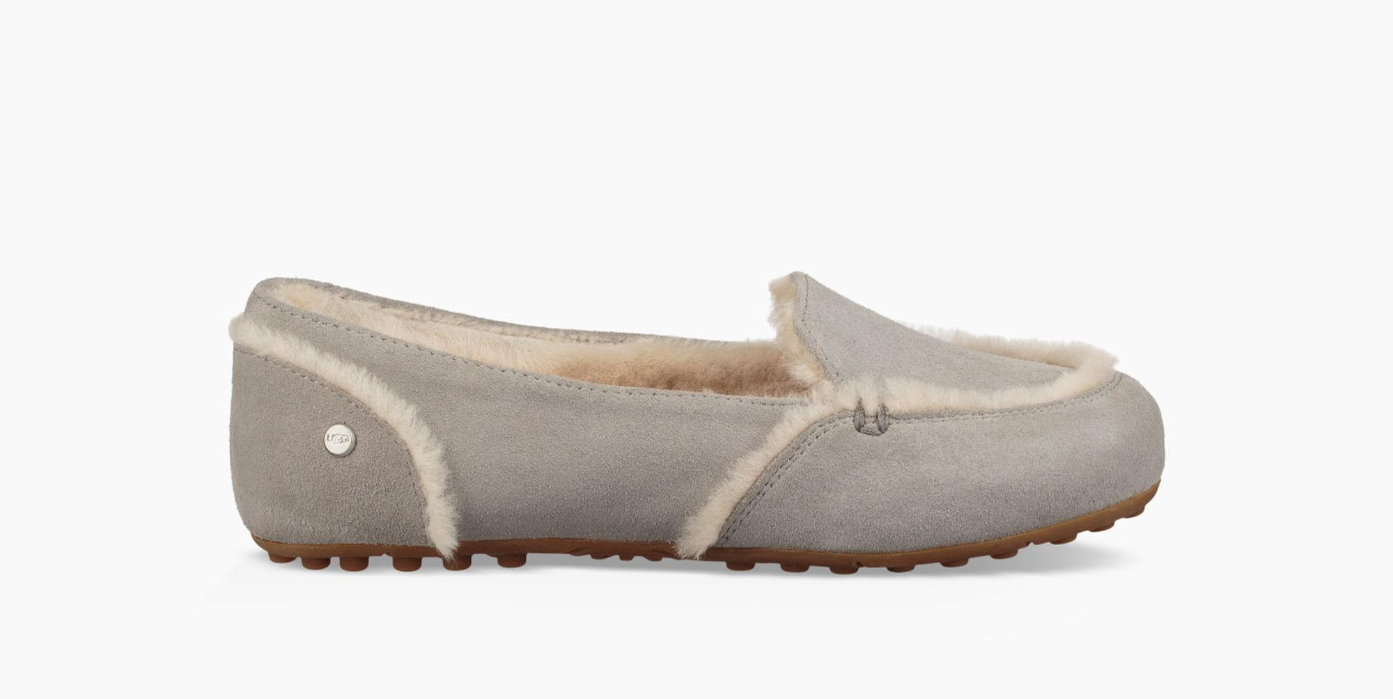 43b632fbd88 Lyst - UGG Hailey Loafer Hailey Loafer in Gray