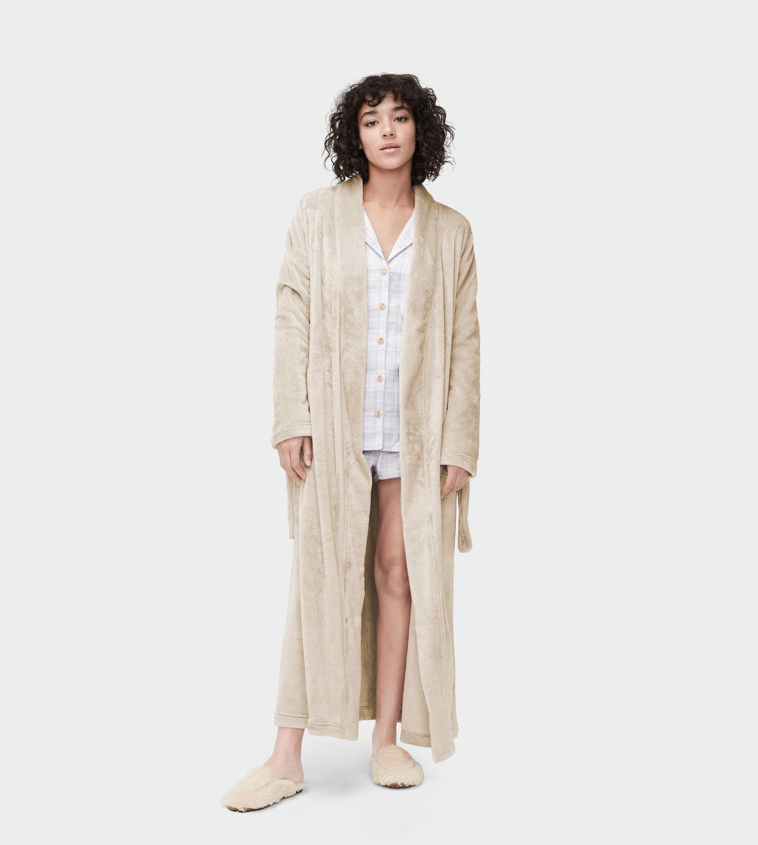 27afd339f7 Lyst - Ugg Women s Marlow Robe in Natural