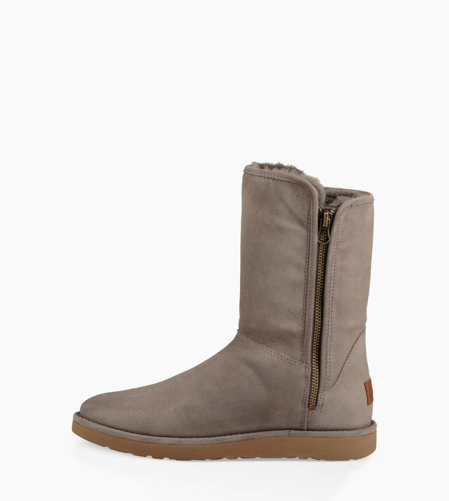 UGG Suede Women's Abree Short Ii Boot in Slate (Brown)