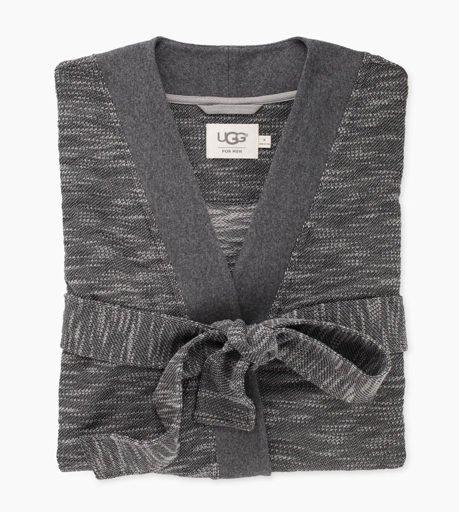 Lyst - Ugg Men s Kent Robe in Gray for Men aa4f1ea7c