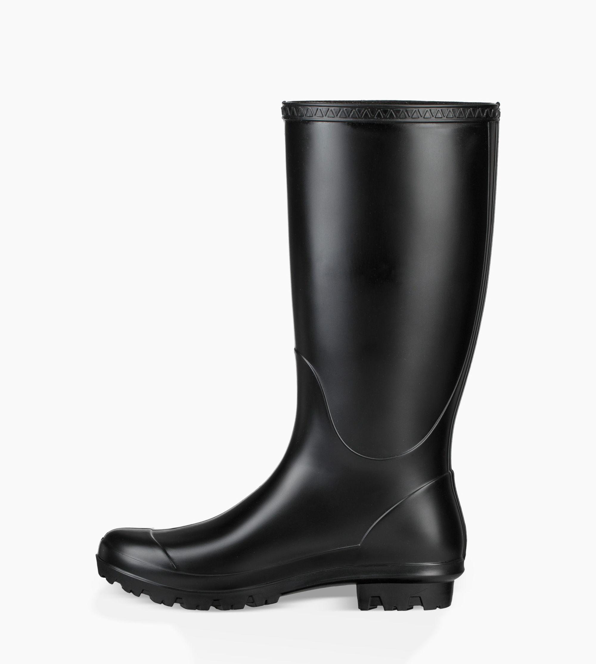 ec034196260 Women's Black Shelby Matte Rain Boots