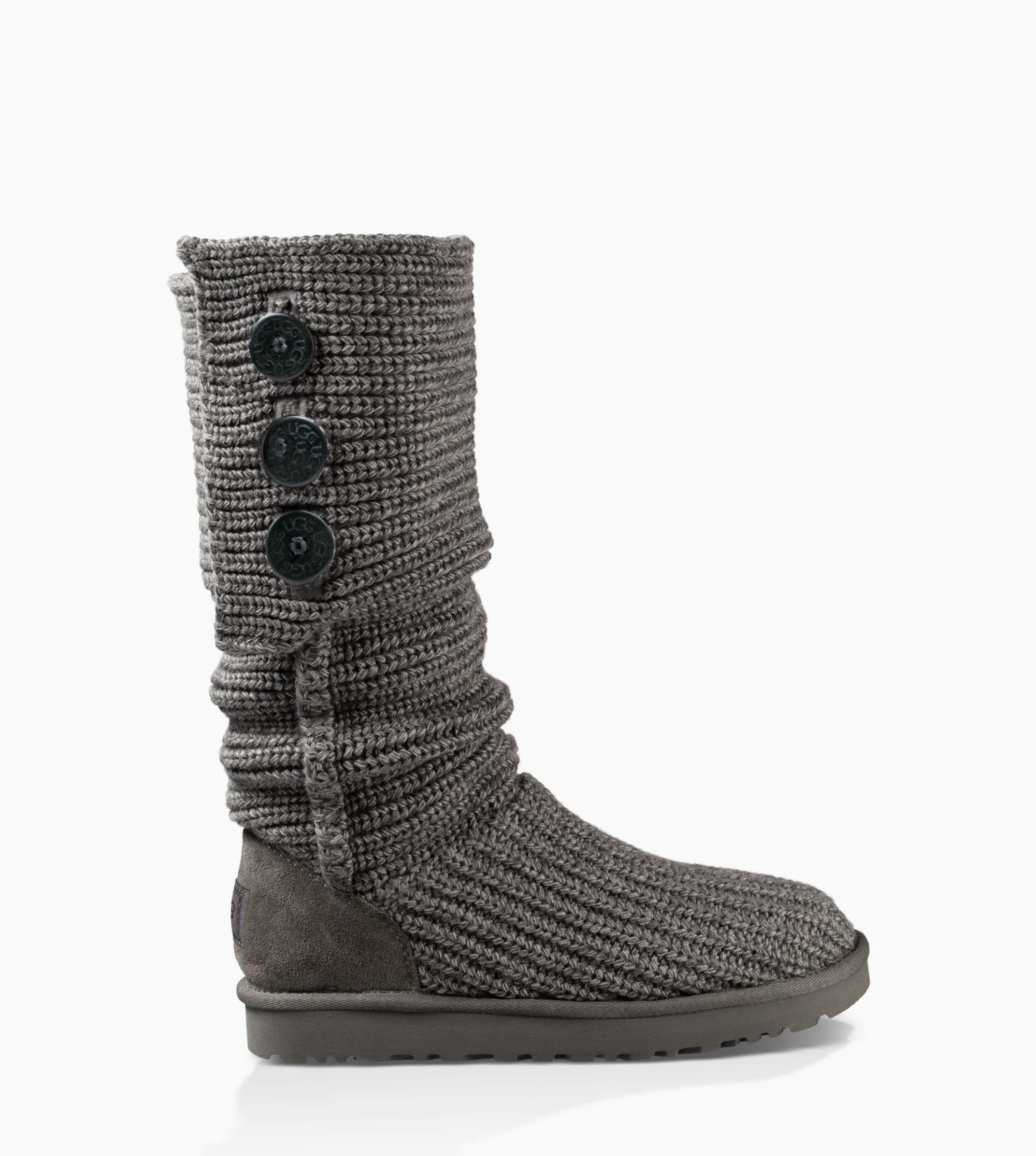 819cdccf531 Women's Gray Classic Cardy Boot