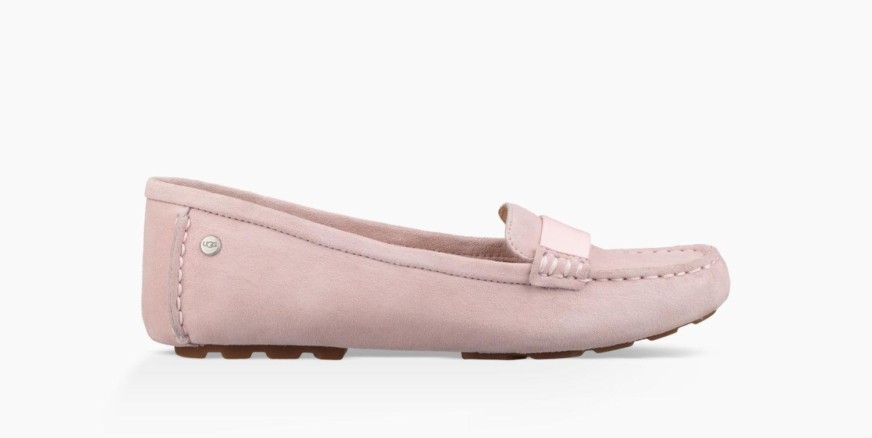 45e78058f83 Ugg Pink Adrien Loafer