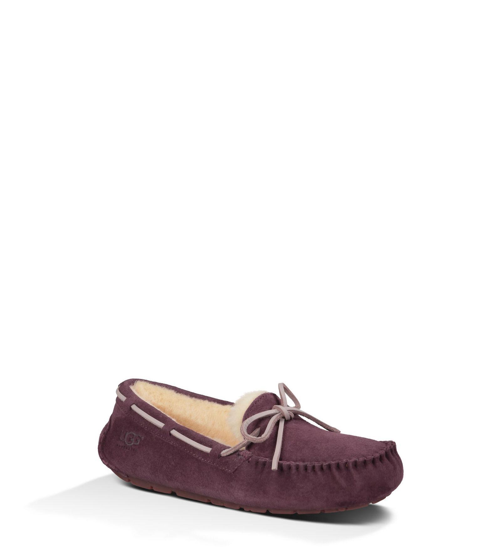 Dakota Chaussons pour Laines UGG en coloris Violet