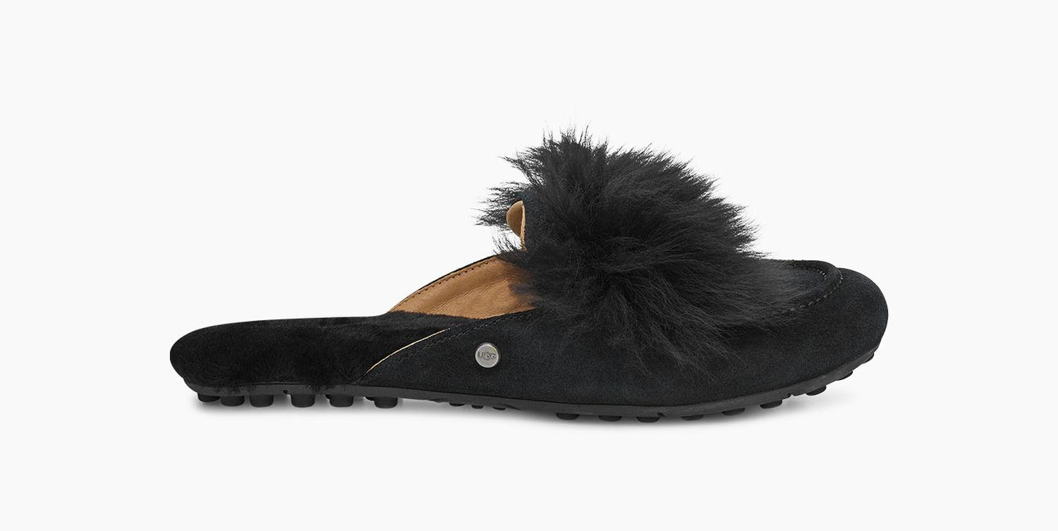db64e9b5d95 Ugg Black Shaine Wisp Loafer Shaine Wisp Loafer