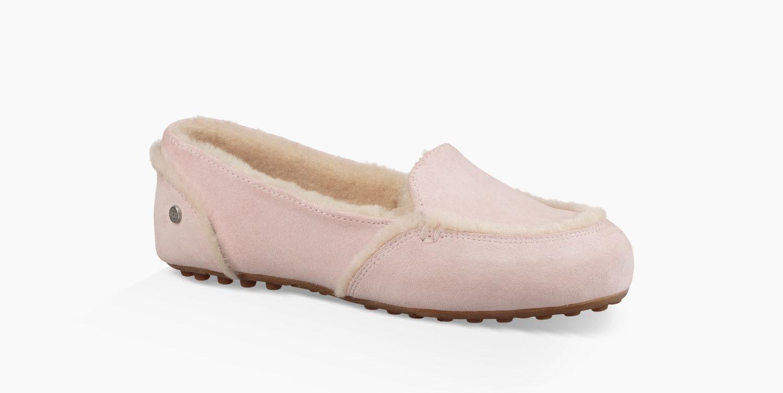 0aaf8586070 Ugg Pink Women's Hailey Loafer