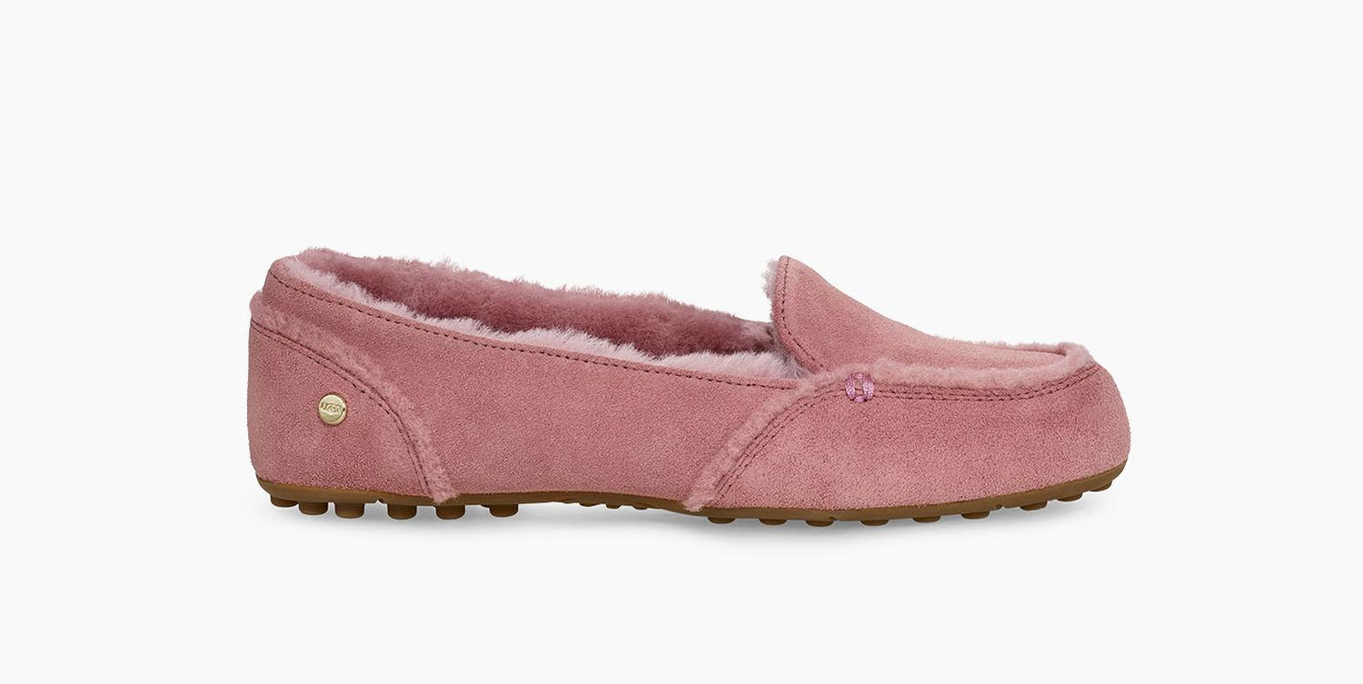 c2dd5a176d5 Ugg Pink Women's Hailey Loafer