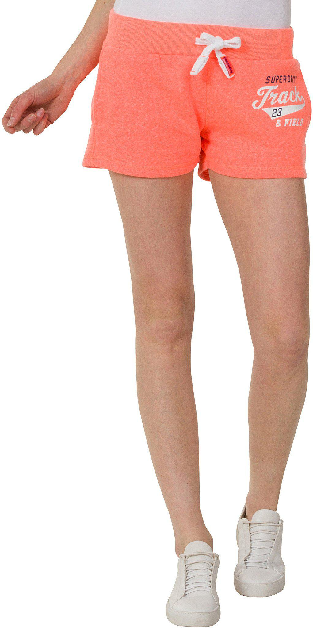 ad4c54c4b0603c Superdry Women's Track & Field Shorts - Lyst