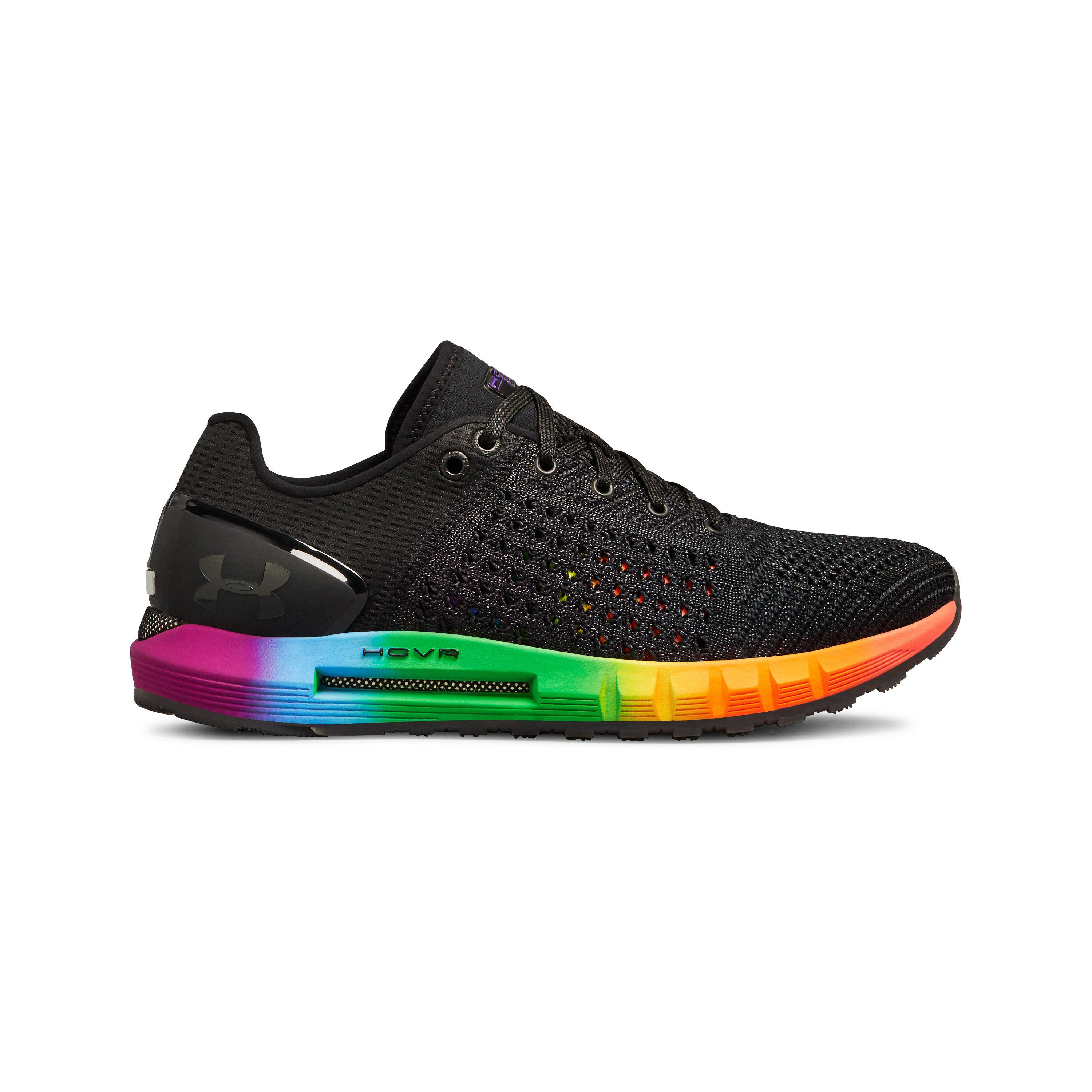 Pride Edition Running Shoes in Black
