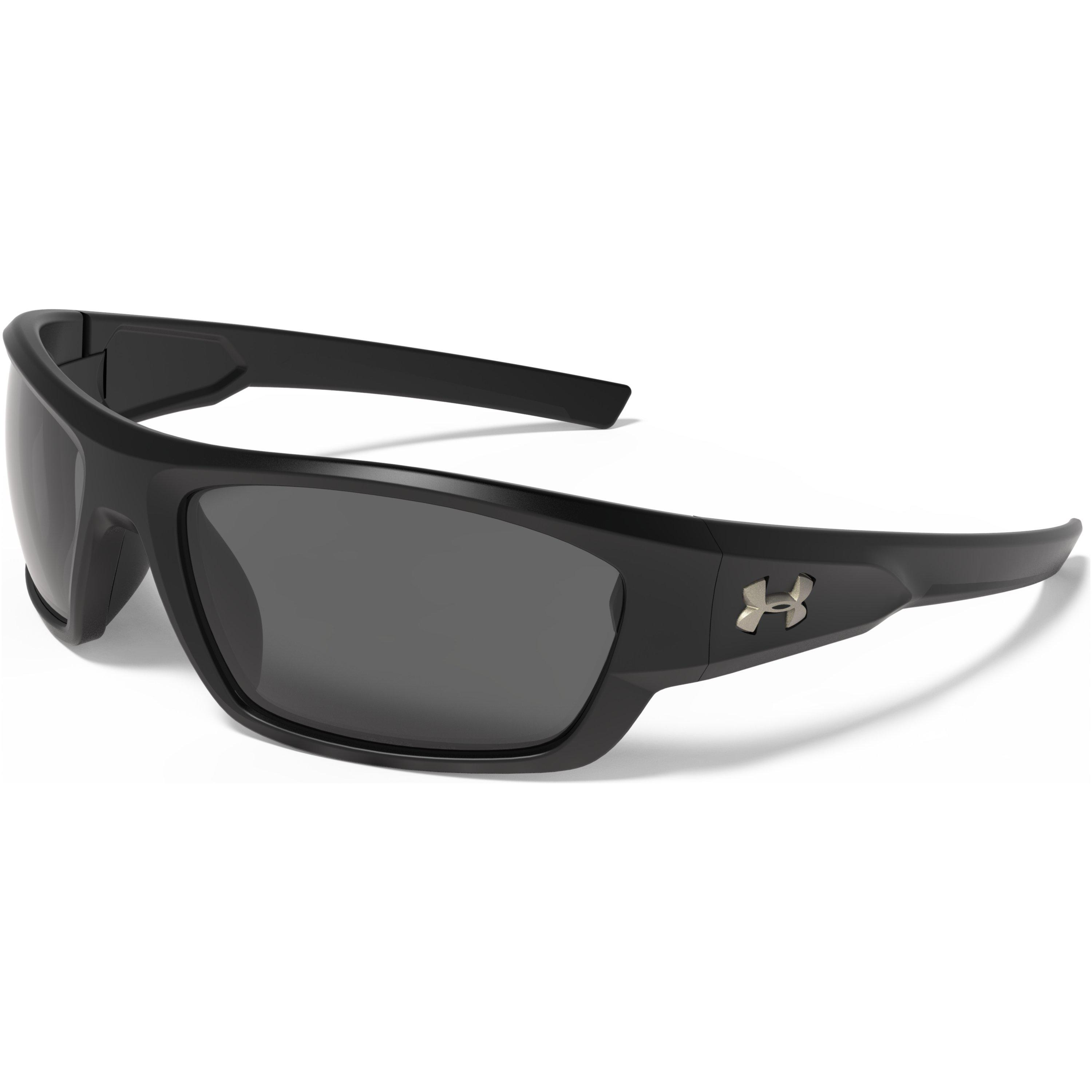 dc680776cc Lyst - Under Armour Ua Force Storm Polarized Sunglasses in Black for ...