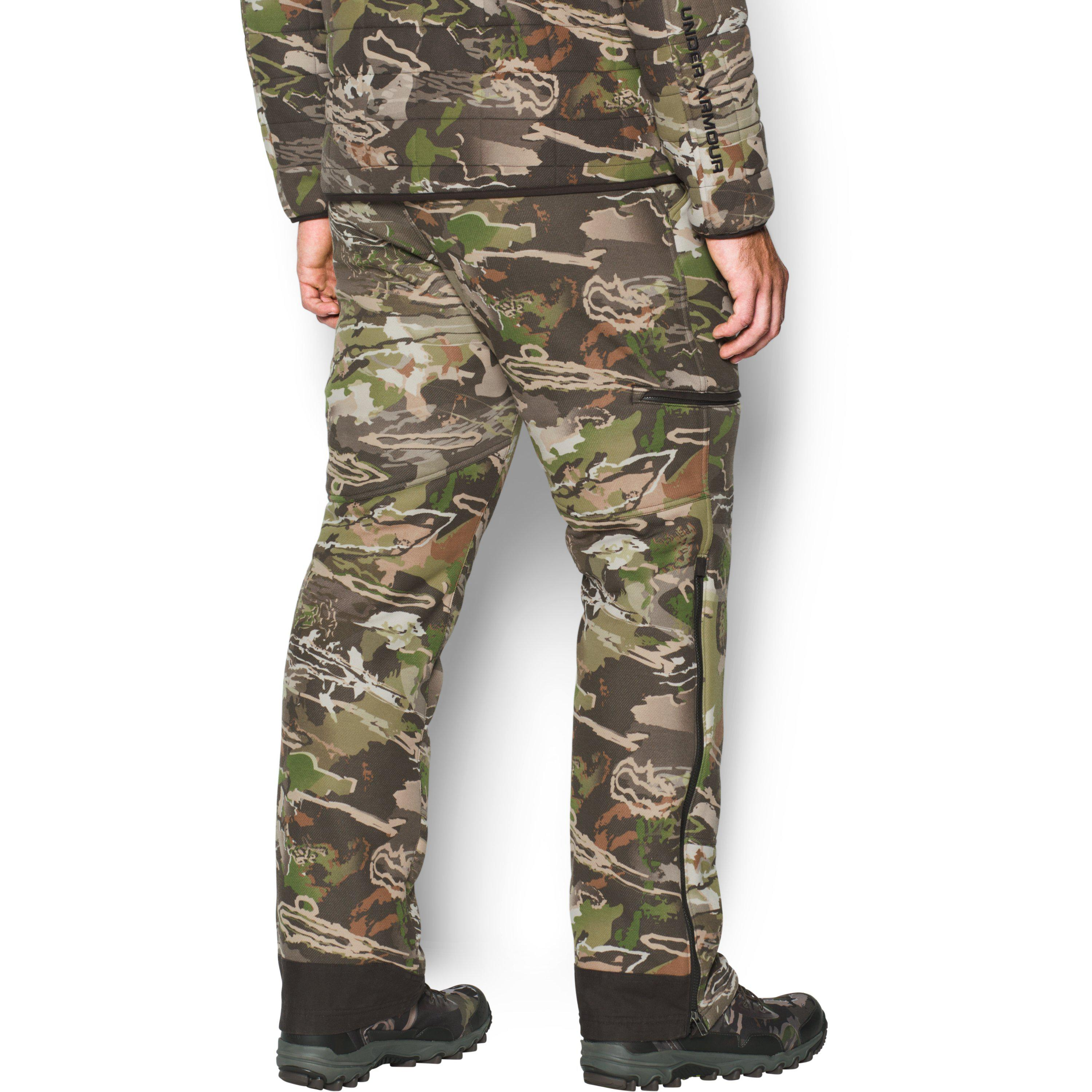 b3a1d9d19c01c Under Armour Stealth Reaper Extreme Wool in Green for Men - Lyst