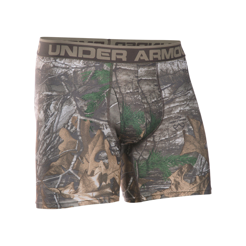 Under Armour Men S Ua Original Series Camo Boxerjock 174 For