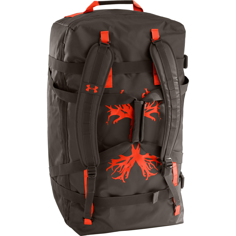 Lyst - Under Armour Ua Outdoor Gear Bag in Green for Men 70584d0a25e21