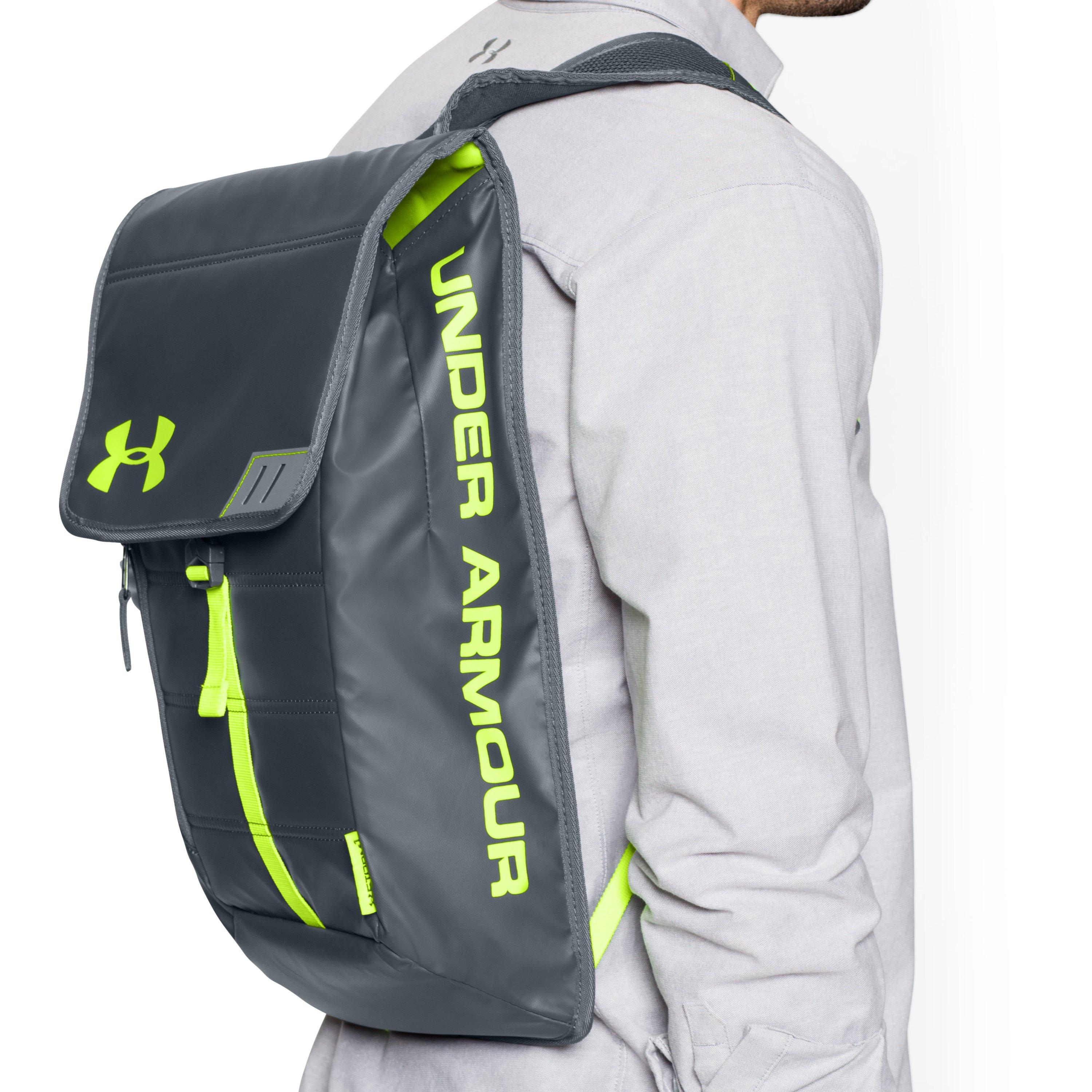 ... Lyst - Under Armour Ua Storm Tech Pack in Green for Men half off 21204  eb235 ... 97823b25792ed