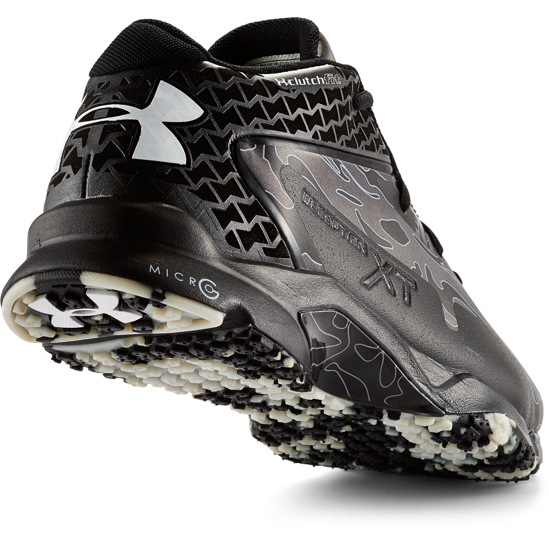 544b0a43d0 Under Armour Black Men's Ua Micro G® Deception Xt Training Shoes for men