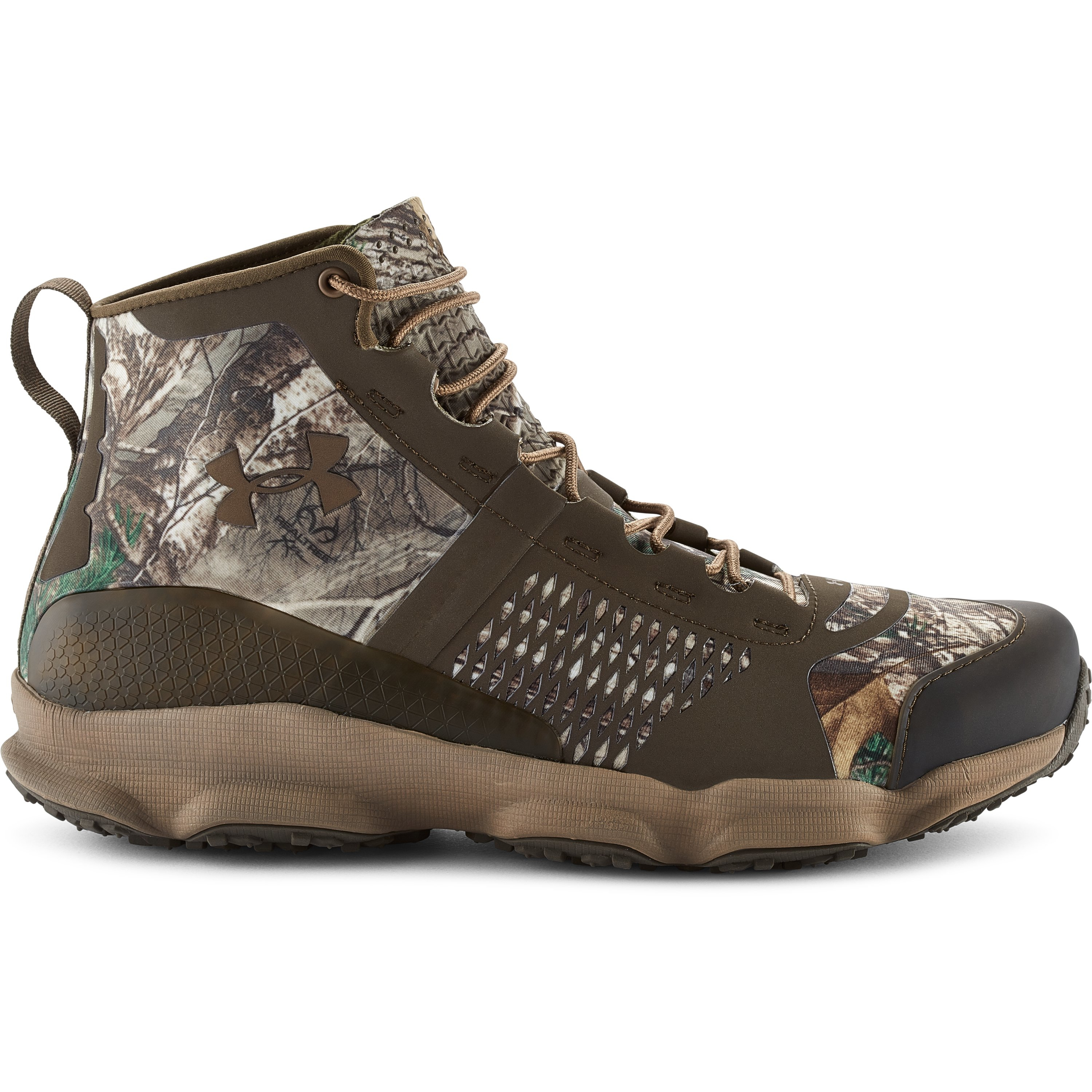 1fb08fae15b Under Armour Brown Men's Ua Speedfit Hike Boots for men