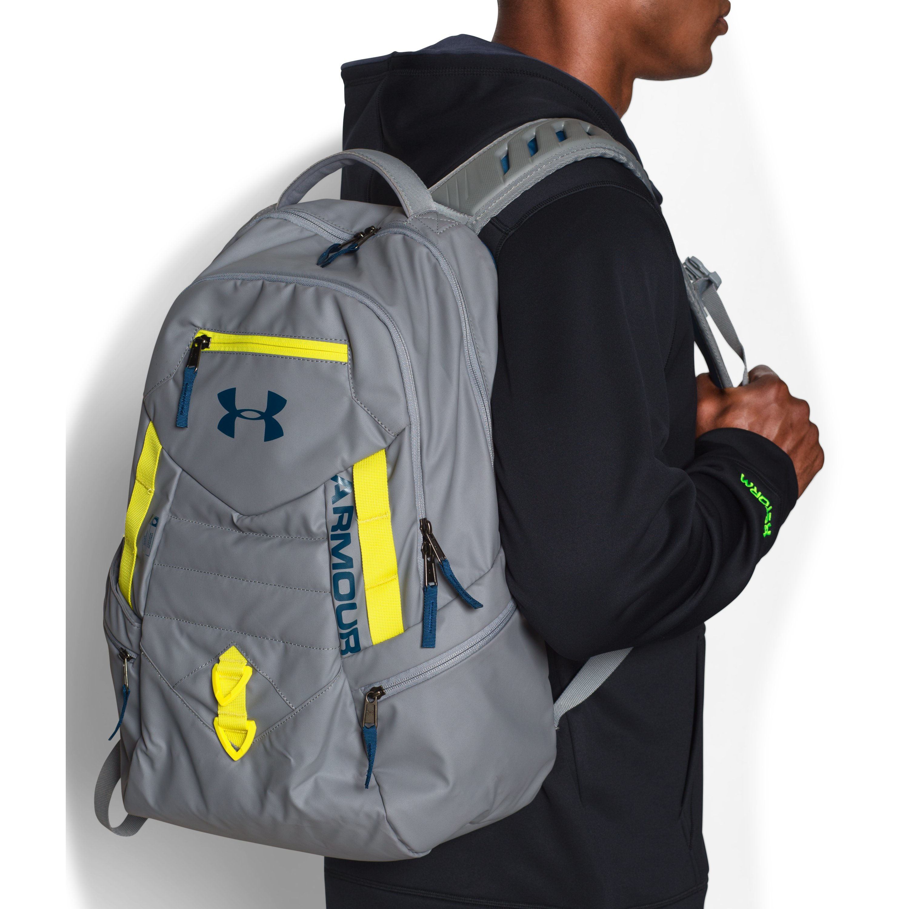 Lyst - Under Armour Ua Storm Quantum Backpack in Blue for Men cf6f6f04dee80